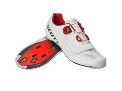 Scott Sports Road Vertec BOA 40 White Red  click to zoom image