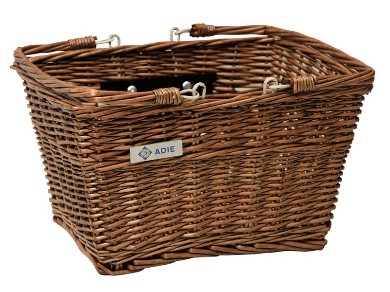Adie Wicker Shopping Basket click to zoom image