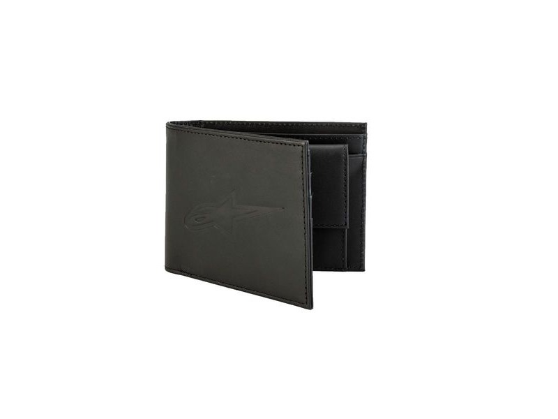 AlpineStars Asc Ageless Leather Wallet 2019 Black One Size click to zoom image