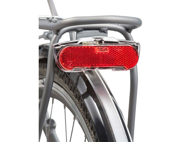 AXA Slim Steady LED Carrier Dynamo Rear Light click to zoom image