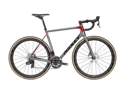 Ridley HeliumSLX Disc Ultegra HXD04As