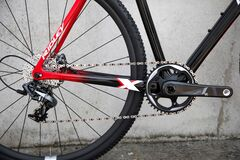 Ridley X-Night Disc Ultegra mix click to zoom image