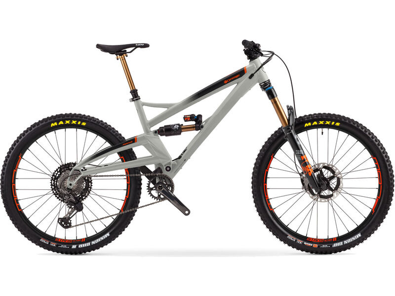 Orange Alpine 6 XTR click to zoom image