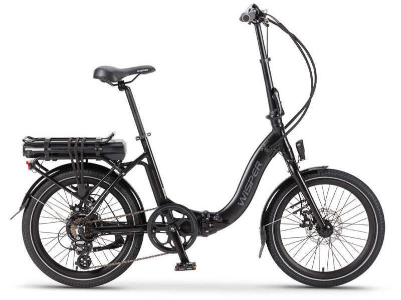 Wisper 806 SE 700w/h Folding Electric Bike click to zoom image