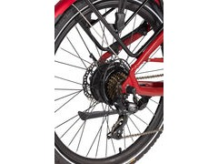 "Wisper 705 SE Rigid Fork 24"" with 575W/hr Battery click to zoom image"