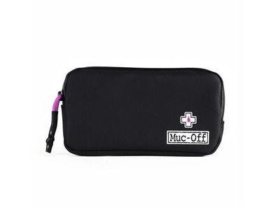 Muc-Off Rainproof Essentials Case with Header BLACK