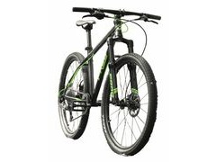 Frog 72 MTB  Metallic Grey/ Neon Green  click to zoom image