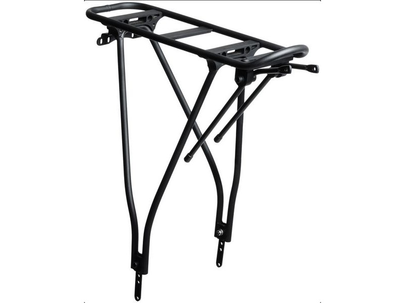 "Cube Rear Carrier Adjustable 26""-29"" Black  13888 click to zoom image"