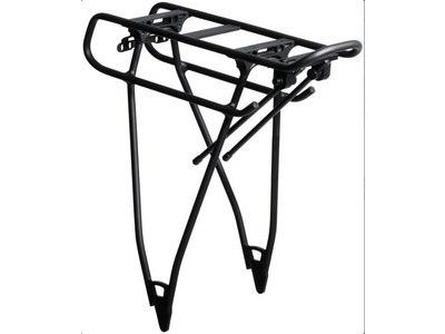 "Cube Rear Carrier Heavy Duty 28""-29"" Black 13886"