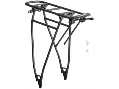 "Cube Rear Carrier Trekking 28""-29"" Black 13887"
