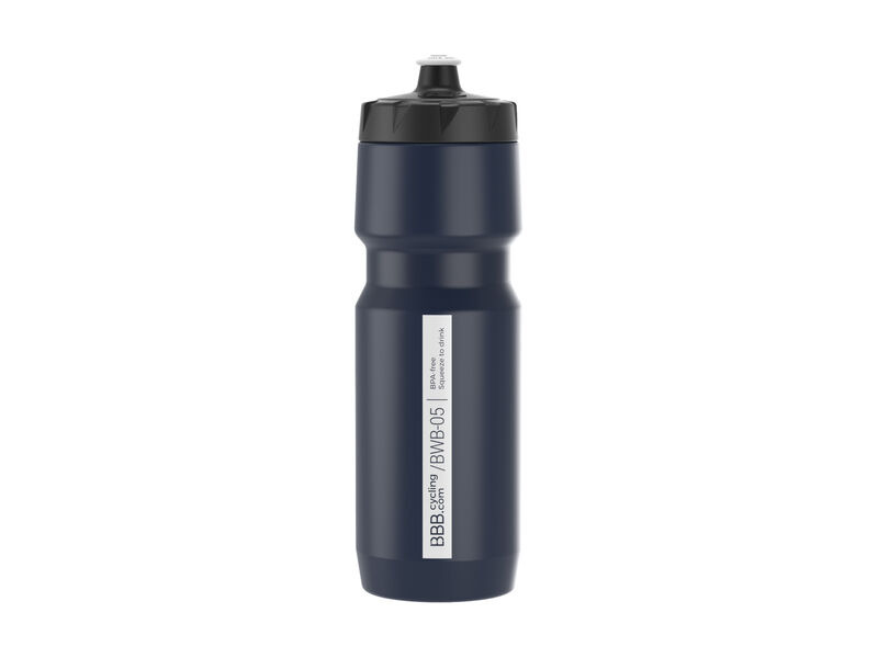 BBB CompTank XL Water Bottle 750ml Navy Blue click to zoom image
