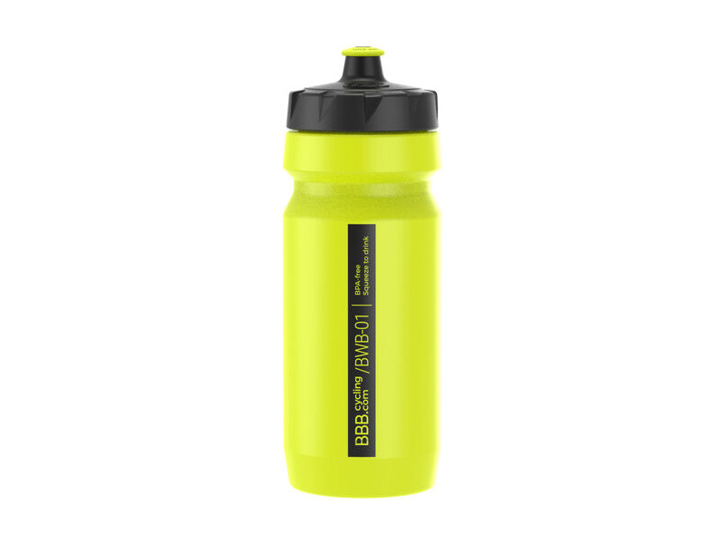 BBB CompTank Water Bottle Neon Yellow click to zoom image