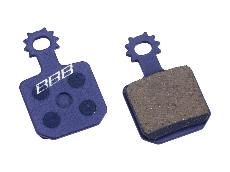 BBB DiscStop Magura MT7 Disc Pads Organic click to zoom image
