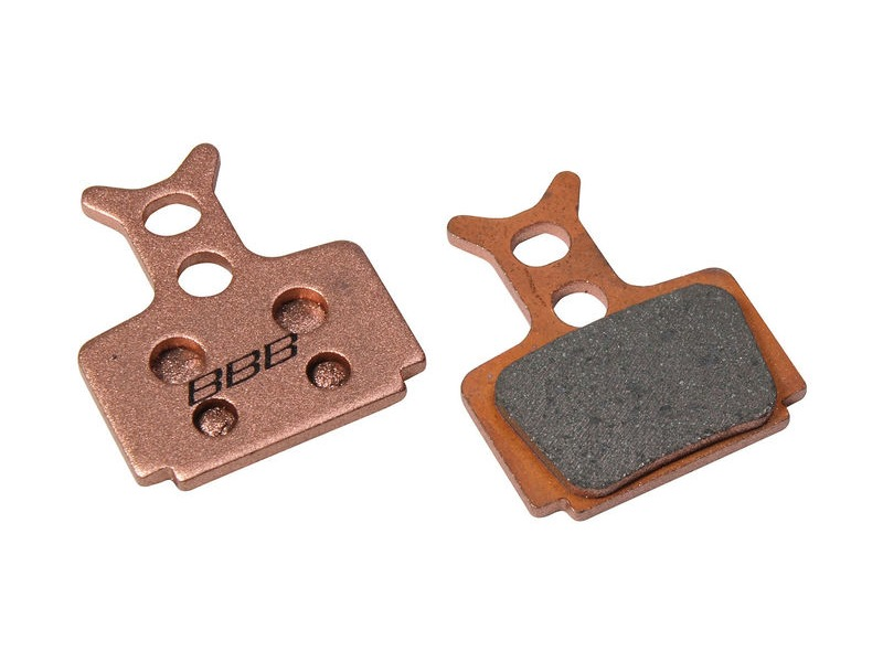 BBB DiscStop Formula Mega/The One/R1 Disc Pads Sintered click to zoom image