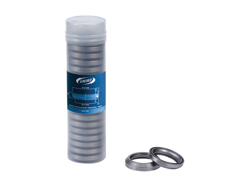 BBB Headset Bearings x20 41.8mm click to zoom image