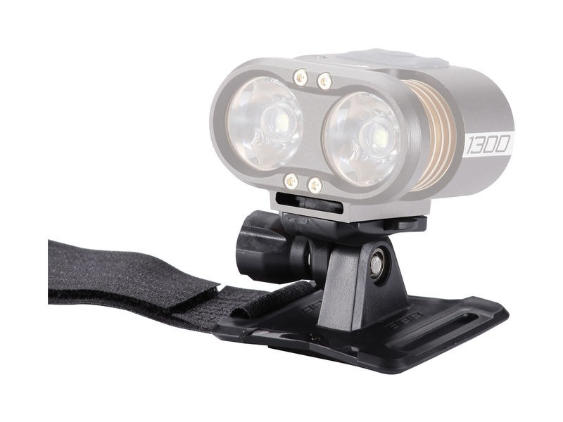BBB Helmet Mount for Strike & Scope Lights click to zoom image