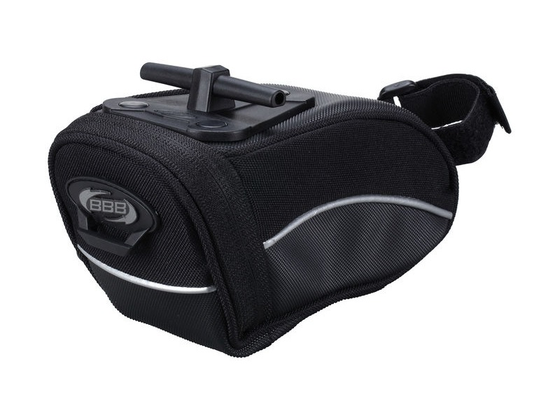 BBB CurvePack Saddle Bag S click to zoom image
