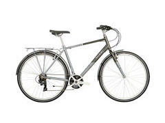 Raleigh Pioneer 17 Gents Black  click to zoom image