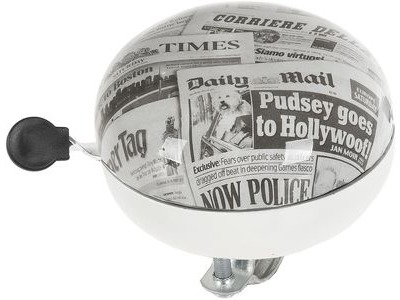 Unbranded Newspaper Large Bell