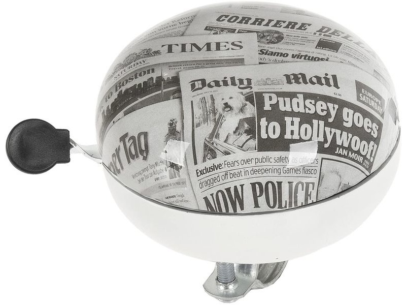 Unbranded Newspaper Large Bell click to zoom image