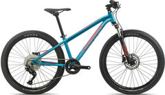 Orbea MX 24 Trail  Blue/Red  click to zoom image