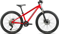 Orbea MX 24 Trail  Red/Black  click to zoom image