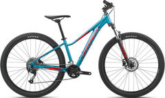 Orbea MX 27 ENT XS XC  Blue/Red  click to zoom image