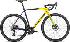 Orbea Terra M30-D XS Yellow/Black  click to zoom image