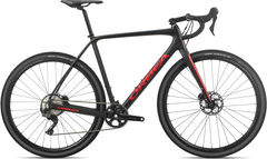 Orbea Terra M30-D 1X XS Black/Red  click to zoom image