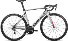 Orbea Orca Aero M20Team P 47 Silver/Red  click to zoom image