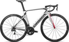 Orbea Orca Aero M20iTeam 47 Silver/Red  click to zoom image