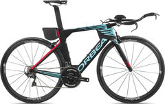 Orbea Ordu M20Team XS Black/Blue  click to zoom image