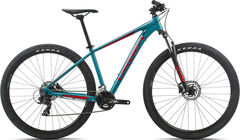 Orbea MX 29 50 M Blue/Red  click to zoom image