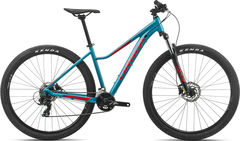 Orbea MX 27 ENT 50 S Blue/Red  click to zoom image