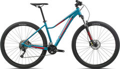 Orbea MX 29 ENT 40 L Blue/Red  click to zoom image