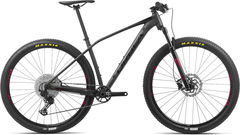 Orbea Alma 29 H30 S Black  click to zoom image