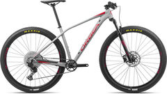 Orbea Alma 29 H30 S Grey/Red  click to zoom image