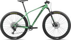 Orbea Alma 29 H30 S Mint/Black  click to zoom image
