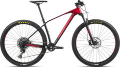 Orbea Alma 27 M50 S Red/Black  click to zoom image