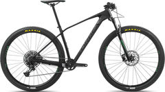 Orbea Alma 27 M50-Eagle S Black  click to zoom image