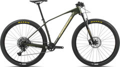 Orbea Alma 27 M50-Eagle S Green/Gold  click to zoom image