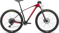 Orbea Alma 29 M50-Eagle S Red/Black  click to zoom image