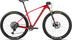 Orbea Alma 29 M10 S Red/Blue  click to zoom image
