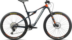 Orbea Oiz 27 H20 S Blue/Orange  click to zoom image