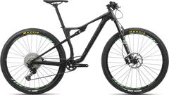 Orbea Oiz 29 H30 S Black/Graphite  click to zoom image