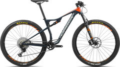 Orbea Oiz 29 H30 S Blue/Orange  click to zoom image