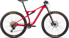 Orbea Oiz 29 H30 S Red/Black  click to zoom image