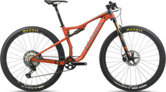 Orbea Oiz 27 M10 S Orange/Black  click to zoom image