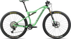 Orbea Oiz 27 M10 S Mint/Black  click to zoom image