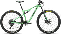 Orbea Oiz 29 M20 TR S Mint/Black  click to zoom image